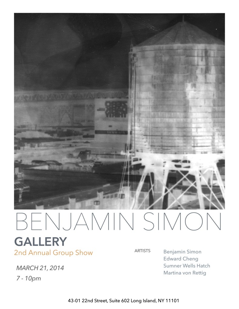 BS Gallery 2nd Annual Group Show