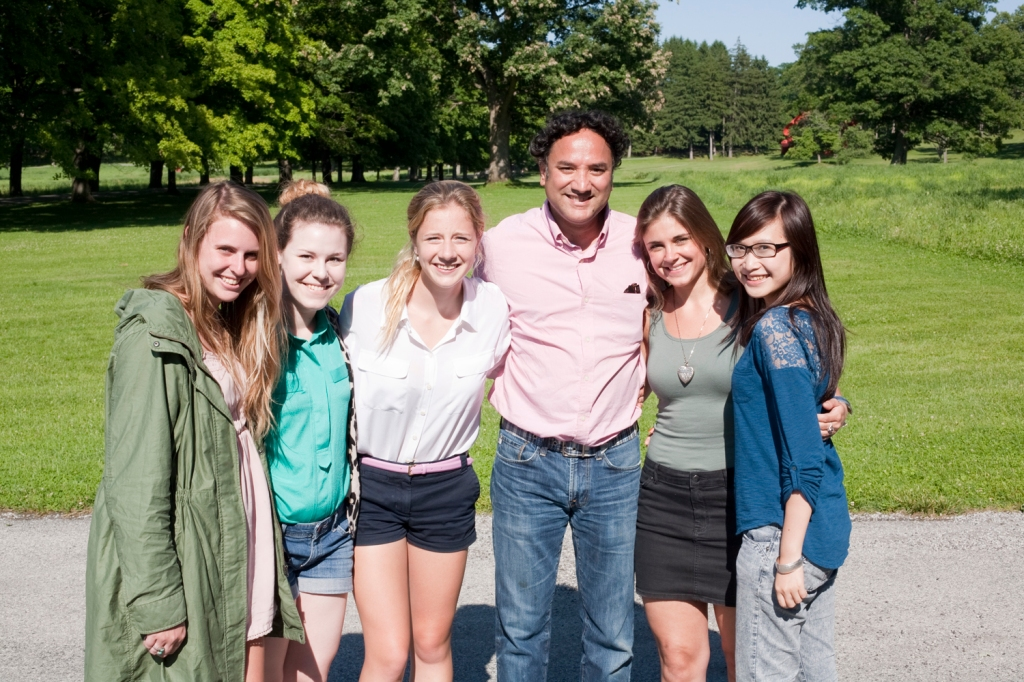 Summer Visual Arts Intensive trip to Storm King